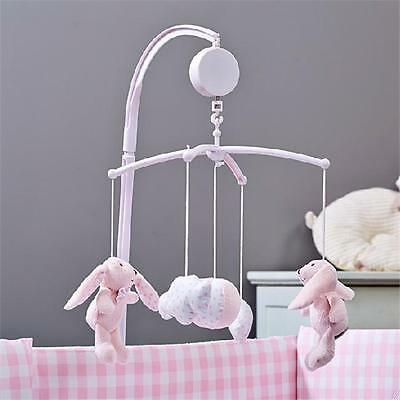 New 5Pcs Set Baby Kids Crib Mobile Phone Bed Bell Toy Arm Holder Bracket DIY JJ