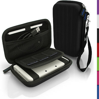 Black EVA Hard Carry Case Cover for New Nintendo 3DS Travel Sleeve Bag Pouch