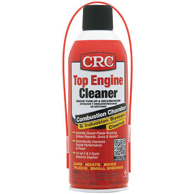 CRC Top Engine Cleaner Tune-Up/Decarbonizer 12 oz. 05312