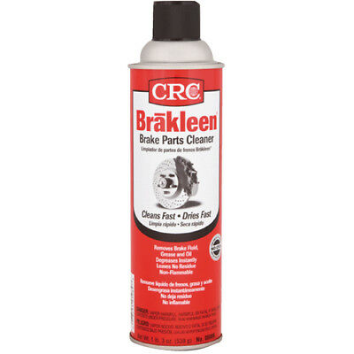 CRC Brakleen Brake Parts Cleaner Non-Flammable 19 oz. 05089