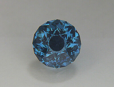 Spinel. Lab Grown. Tripple Star. Precision Cutting. 10mm. 4.65cts.