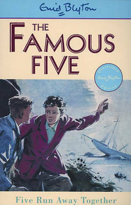 Five Run away Together, Enid Blyton, New