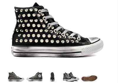 converse all star nere alte