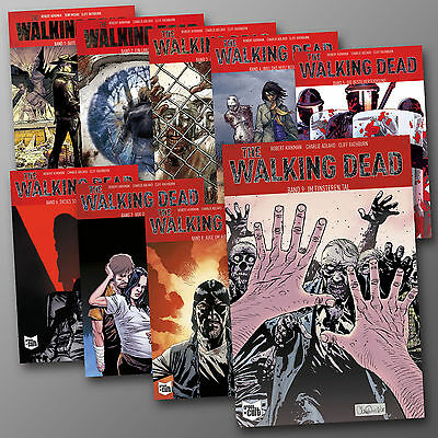 THE WALKING DEAD COMIC | AUSWAHL AUS BAND 1 - 13 | Softcover | Robert Kirkman