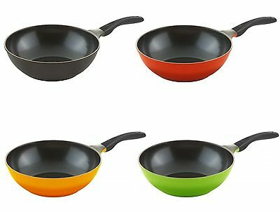30cm POELE WOK CERAMIQUE DOUBLE REVETEMENT NEOFLAM PRIX SITE OFFICIEL 99,90€