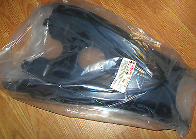 Yamaha Raptor 700  Black Front Fender Gas Tank Cover Cover 13-16