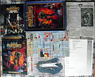 Mutant Chronicles Gioco di Ruolo manuale miniature game book Warzone Doomtrooper