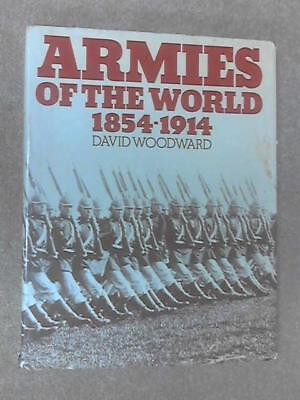 Armies of the world 1954-1914 (David Woodward - 1978) (ID:20046)