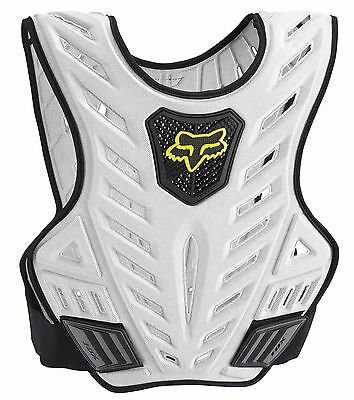 Fox Racing Titan Sport Subframe Chest/Roost Guard/Protector Under Jersey MX ATV