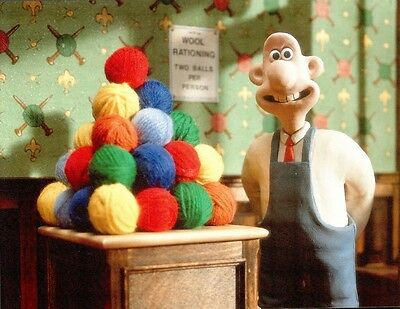 (12686) Postcard - Wallace and Gromit