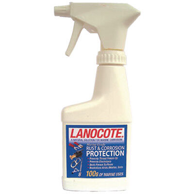 Marine Lanocote Corrosion Control Prevent Rust Oxidation & Electrolysis 8oz