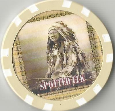Spotted Elk  Collector  Chip Chief Miniconjou Lakota Sioux