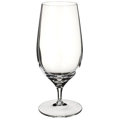 Villeroy & and Boch ALLEGORIE continental style beer glass NEW