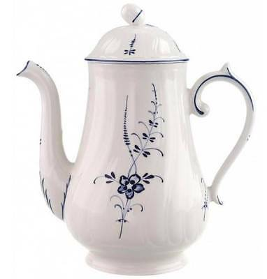Villeroy & and Boch VIEUX OLD LUXEMBOURG coffee pot NEW NWL 6 person 1.3litre