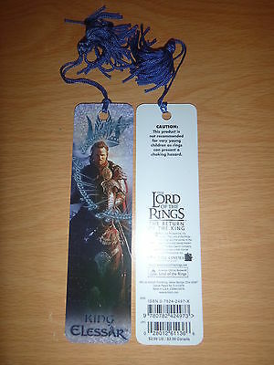 Lord of the Rings - The Return of the King KING ELESSAR Bookmark