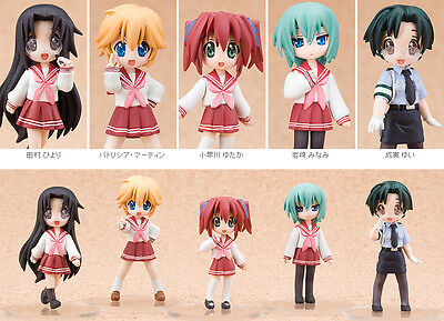 Lucky Star Figure Collection vol.2 Normal Set of 5 FREEing