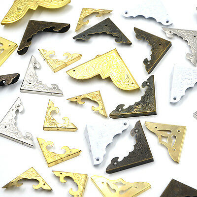 Book Corner Protection Scrapbooking Metal Corner Protection DIY Protectors Card