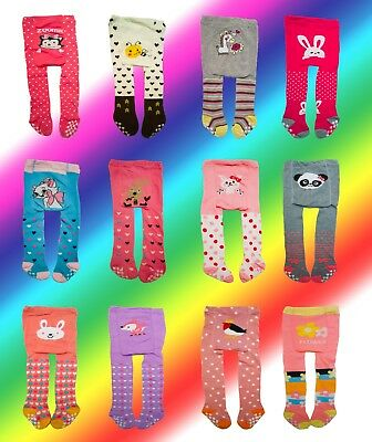 Thick Winter Baby Girl Tights-Toddler Girls Knitted  Cotton Socks