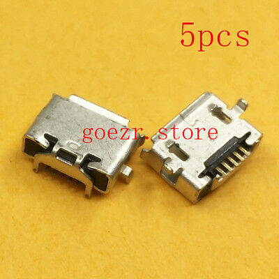 5 x New Toshiba Excite AT305SE AT300SE Micro USB Data Sync Charge Port Connector