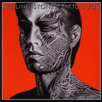 The Rolling Stones - Tattoo You [New CD] Rmst, Reissue