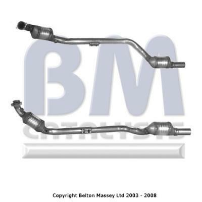 3867 Cataylytic Converter / Cat (Type Approved) For Mercedes-Benz Clk 2.6 2002-2