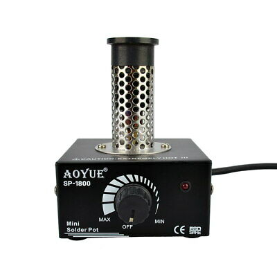 Aoyue Mini Solder Pot SP1800, 120 Watts