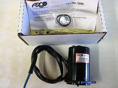 New Arco Tilt Trim Motor Assembly 57-6260 For Yamaha Motor #B653