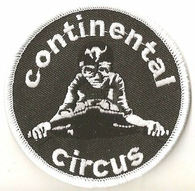 Ecussons Continental Circus 78mm