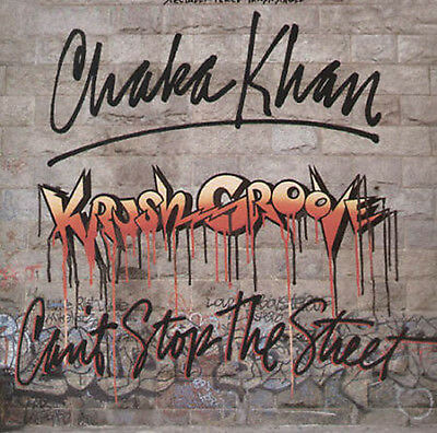 CHAKA KHAN - Can't Stop The Street - Warner