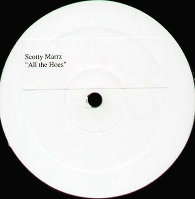Justin Johnson & KMH / Scotty Marz ‎– Dai-Lo / All The Hoes - 1999 Barely Legal