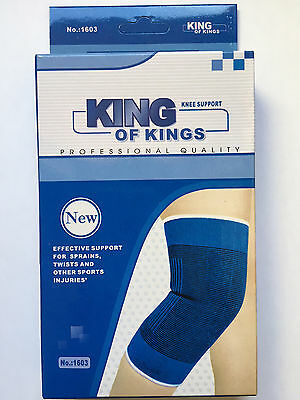 Knee Support Sleeve Brace Guard Sprain Injury Sports Bandage