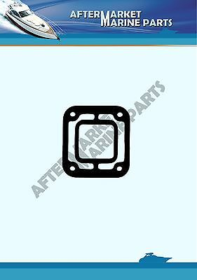 Volvo Penta 3.0L elbow gasket replaces 3850495 OMC 4 cylinder