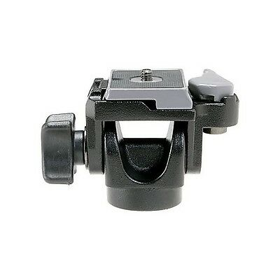 234RC Tilt Head for Manfrotto Monopods with 200PL-14 Quick Release USA Shipping