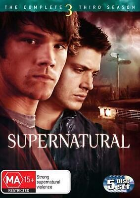 Supernatural : Season 3 - DVD Region 4 Free Shipping!