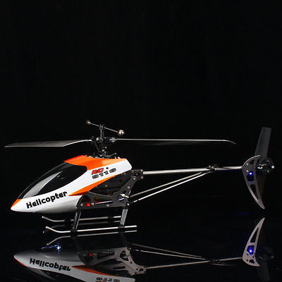15 Inches 2.4GHz Double Horse 9116 4CH Radio Control GYRO RC Metal Helicopter US