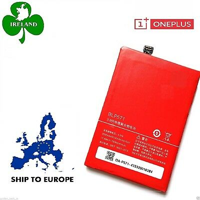 For 1+ OnePlus One Genuine BLP571 3100mAh New Internal Replacement Battery