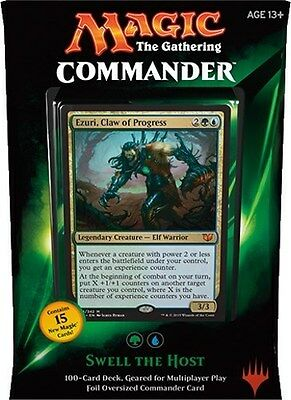Commander 2015 Deck: Swell the Host