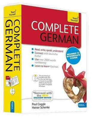 Complete German Beginner to Intermediate Course: Learn to read, write, speak and