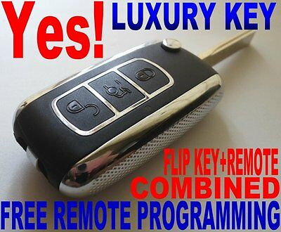 """Luxury Flip Key Remote For Bmw """"virgin"""" Chip Never Been Coded Transponder Fob E6"""