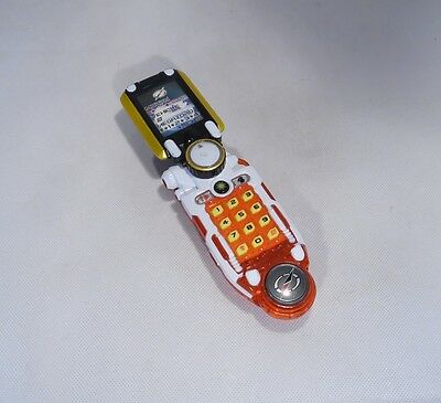 Power Rangers Operation Overdrive  / Overdrive Tracker Turbo Edition / 2006