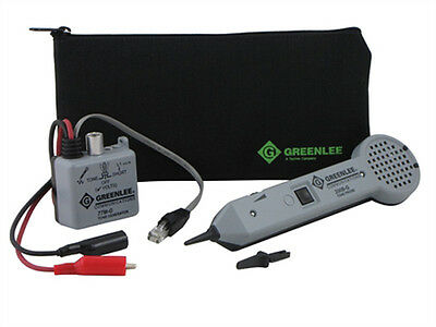 Greenlee 601K-Gu Tone & Probe Kit,basic (601K-Gu) (Clam)