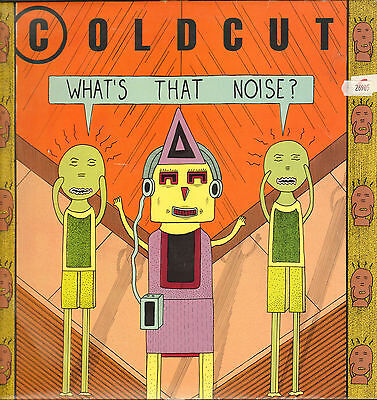 COLDCUT - What's That Noise? - big life