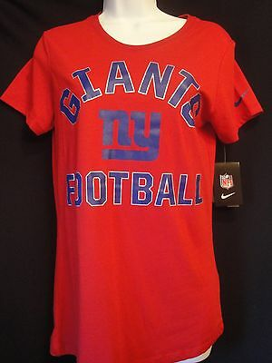 Nike New York Giants Nfl Women's_ T-Shirt