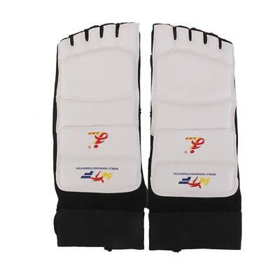 FOOT Protector Guard TAEKWONDO KARATE KICK BOXING SPARRING GYM GEAR SOCKS XS-XXL
