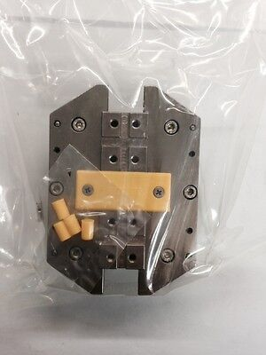 Gimatic 2-jaw parallel self-centering pneumatic gripper MG-0076