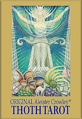 Aleister Crowley Thoth Tarot Standard Aleister Crowley