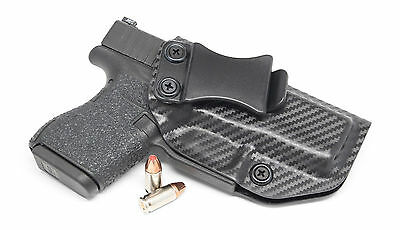 Concealment Express: Glock G43 IWB KYDEX Holster