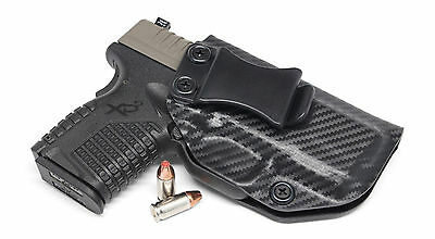 """Concealment Express: Springfield XD-S 3.3"""" IWB KYDEX Holster"""