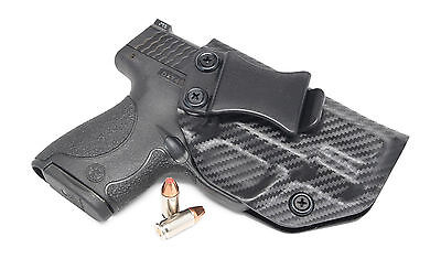 Concealment Express: Smith & Wesson M&P SHIELD 9/40 IWB KYDEX Holster