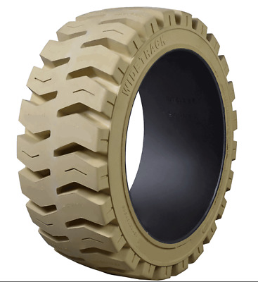 21X7X15 tires Non-Marking Wide Track solid forklift tire 21/7/15 traction 21715